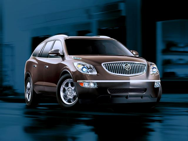 Junk 2009 Buick Enclave in Raleigh