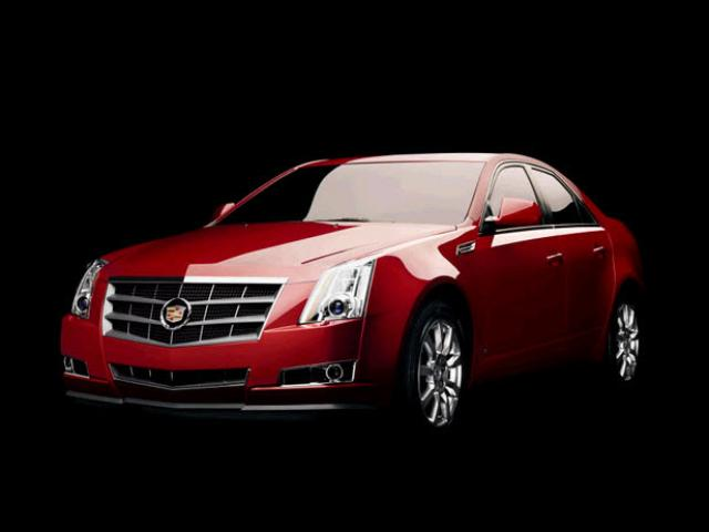 Junk 2009 Cadillac CTS in Camden
