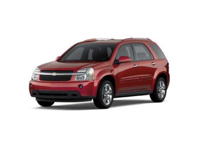Junk 2009 Chevrolet Equinox in Hartford