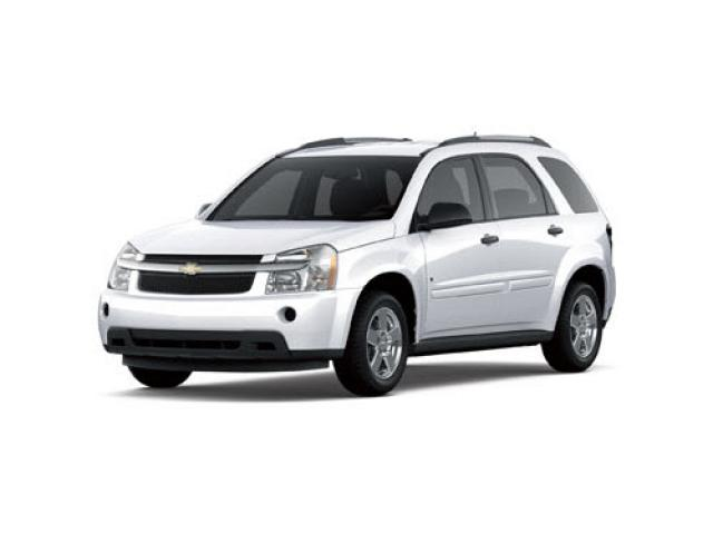 Junk 2009 Chevrolet Equinox in Youngsville
