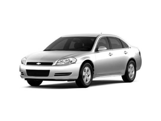 Junk 2009 Chevrolet Impala in Hallandale