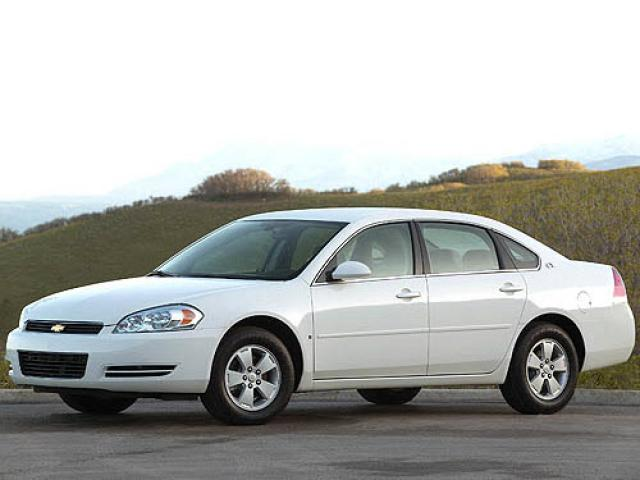 Junk 2009 Chevrolet Impala in Wauseon