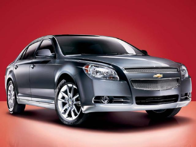 Junk 2009 Chevrolet Malibu in Opa Locka
