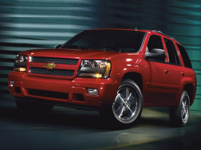Junk 2009 Chevrolet TrailBlazer in Taylor