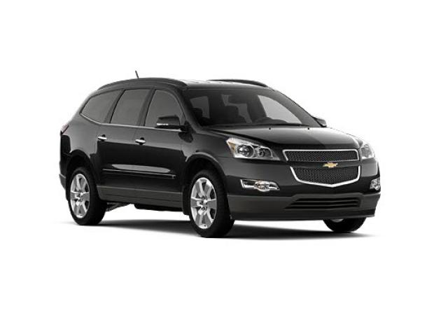 Junk 2009 Chevrolet Traverse in Lexington
