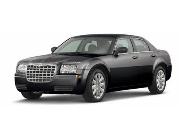Junk 2009 Chrysler 300 in Walnut Creek