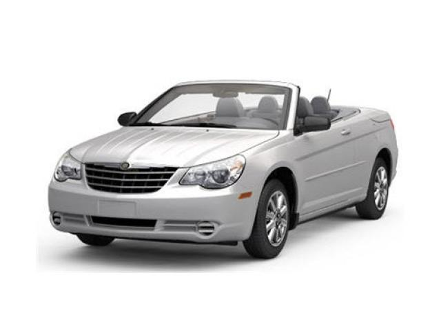 Junk 2009 Chrysler Sebring in Scottsdale