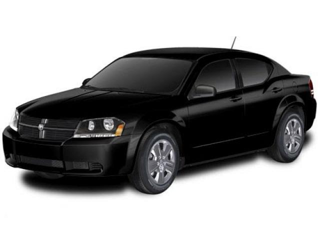 Junk 2009 Dodge Avenger in Cranberry Township