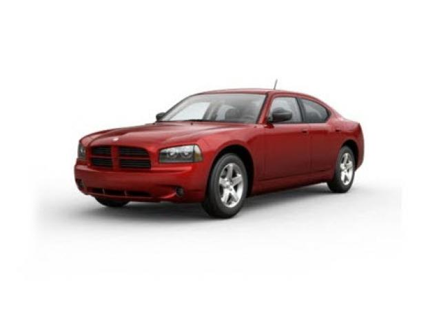 Junk 2009 Dodge Charger in Dallas
