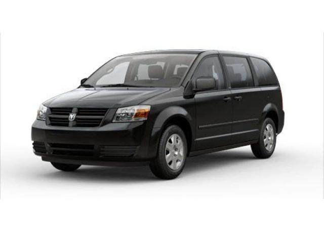 Junk 2009 Dodge Grand Caravan in Gretna