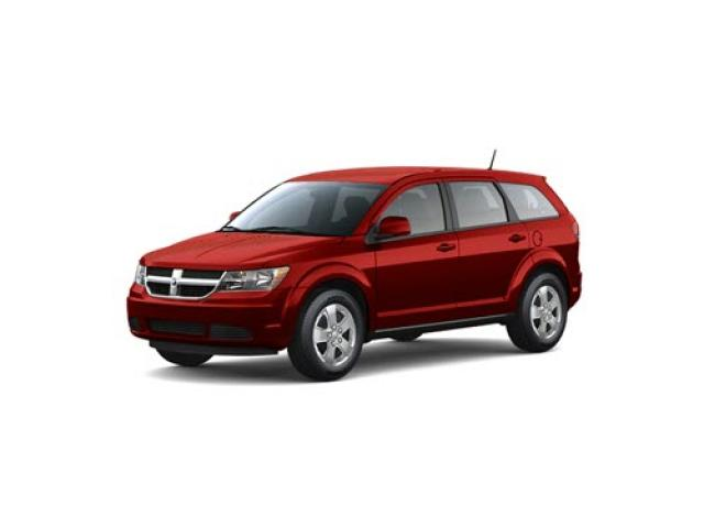 Junk 2009 Dodge Journey in Homer Glen