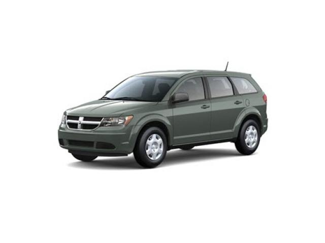 Junk 2009 Dodge Journey in Pontiac