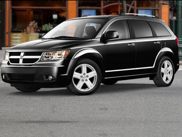 Junk 2009 Dodge Journey in Terre Haute
