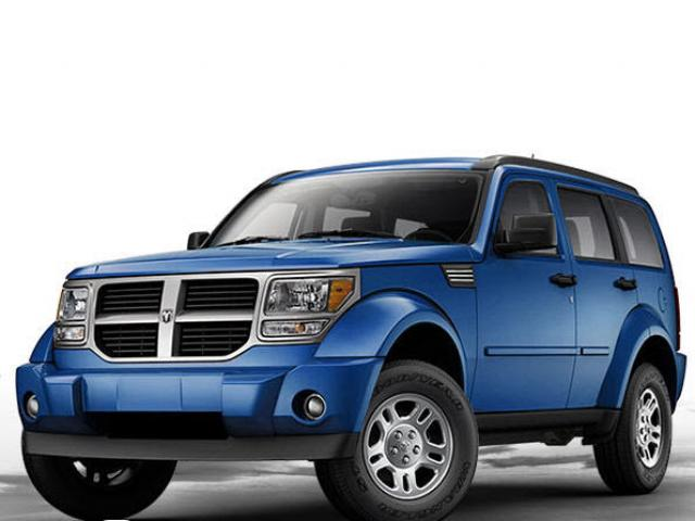 Junk 2009 Dodge Nitro in Cheyenne
