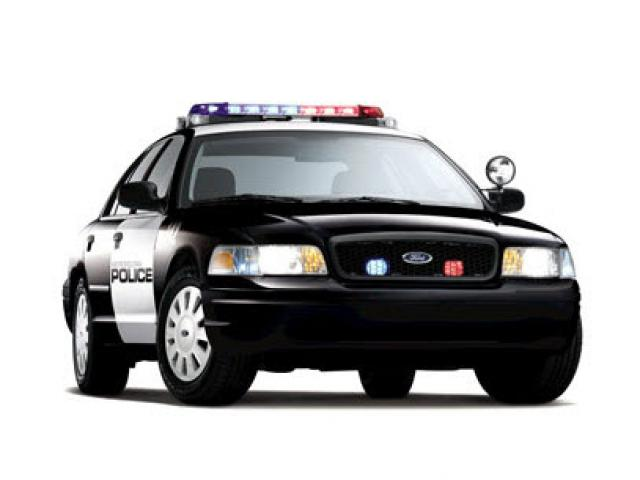Junk 2009 Ford Crown Victoria in Gilbert