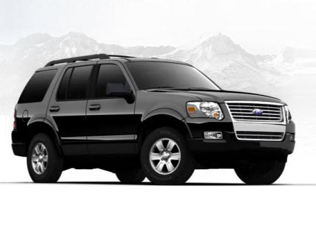 Junk 2009 Ford Explorer in Huntington