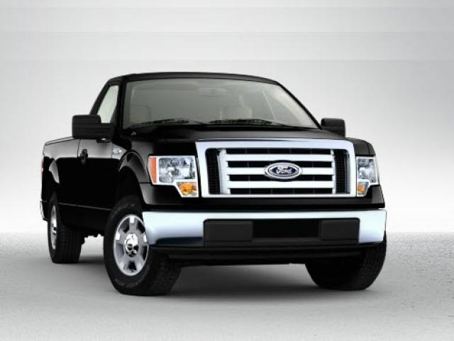 Junk 2009 Ford F150 in Peachtree City