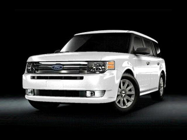 Junk 2009 Ford Flex in Pearland