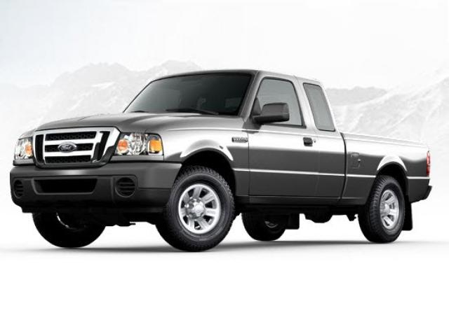 Junk 2009 Ford Ranger in San Marcos