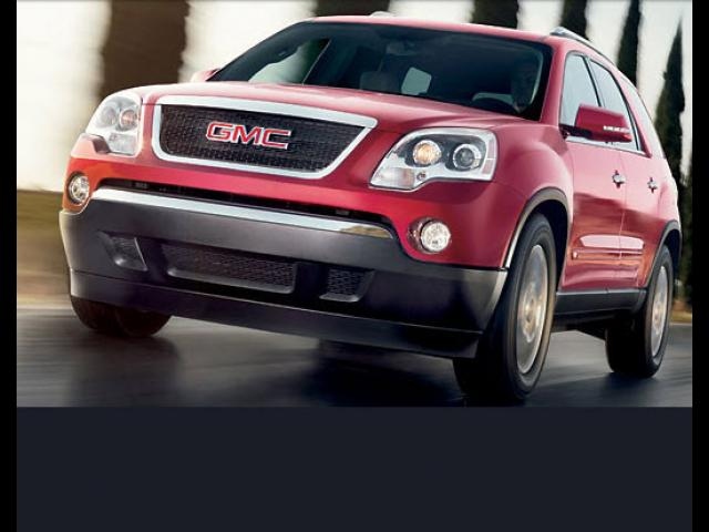 Junk 2009 GMC Acadia in Columbia