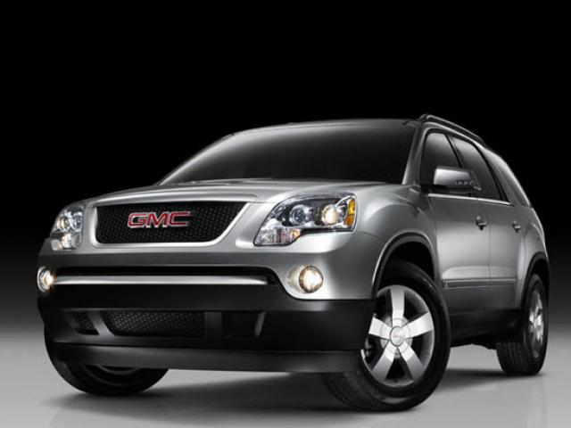 Junk 2009 GMC Acadia in Corning