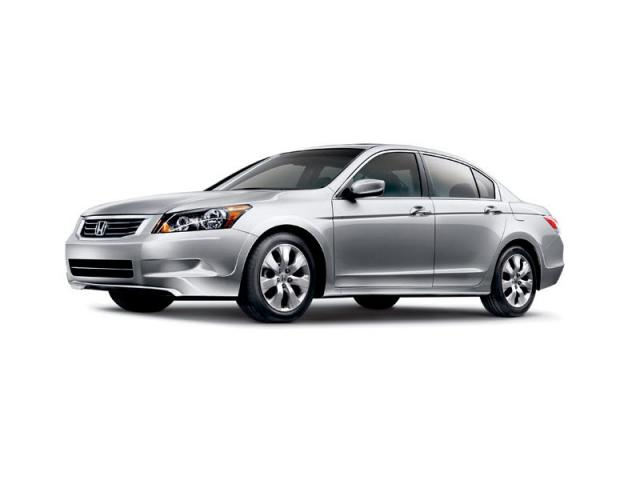 Junk 2009 Honda Accord in Kingwood