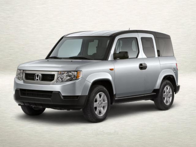 Junk 2009 Honda Element in Little Rock