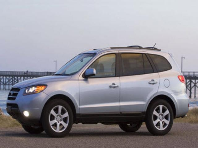 Junk 2009 Hyundai Santa Fe in Patchogue