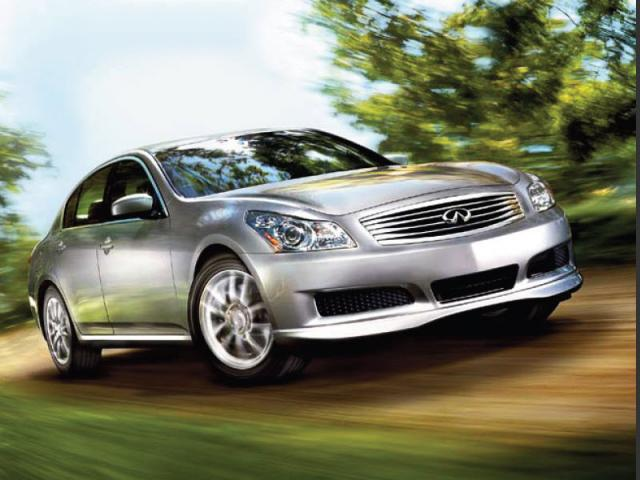 Junk 2009 Infiniti G37 in North Hollywood