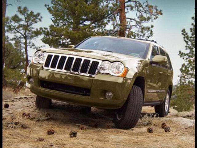 Junk 2009 Jeep Grand Cherokee in Winston