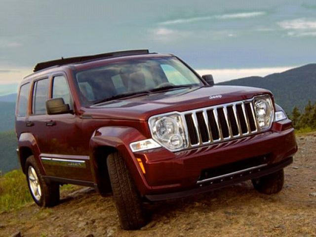 Junk 2009 Jeep Liberty in Goffstown