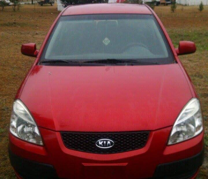 Sell Junk 2009 Kia Rio In Florence, SC