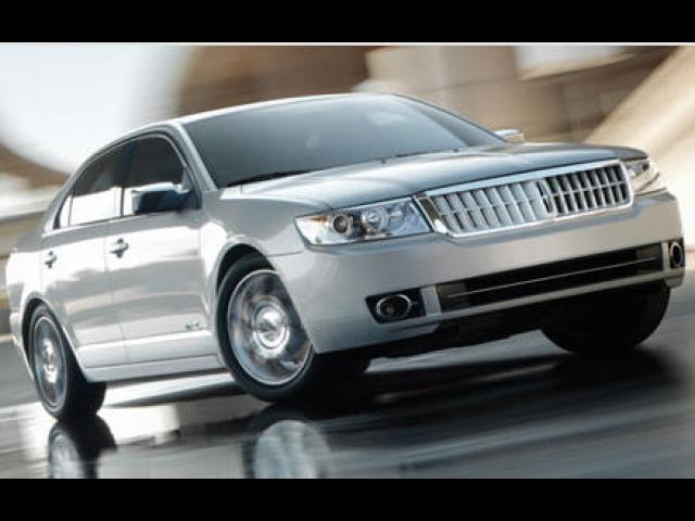 Junk 2009 Lincoln MKZ in Burlington