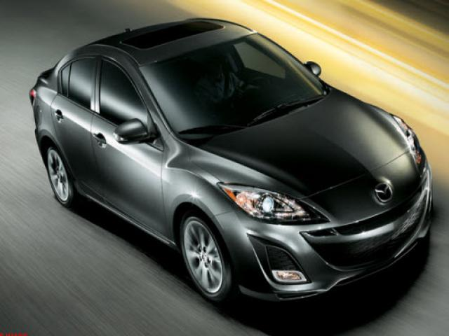 Junk 2009 Mazda 3 in Baltimore