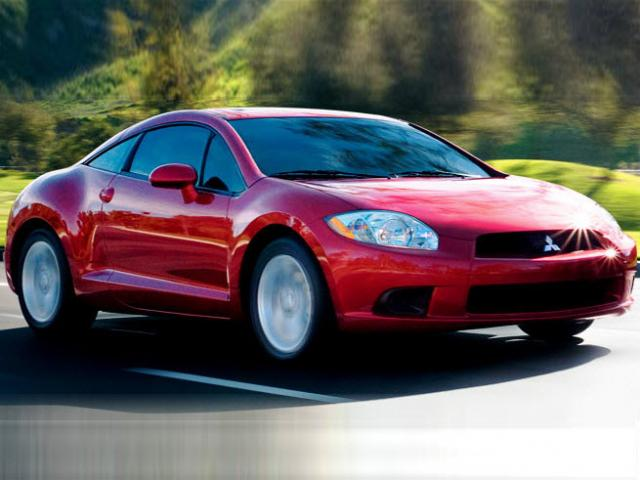 Junk 2009 Mitsubishi Eclipse in Hurricane