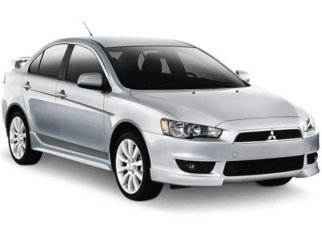 Junk 2009 Mitsubishi Lancer in Pompano Beach