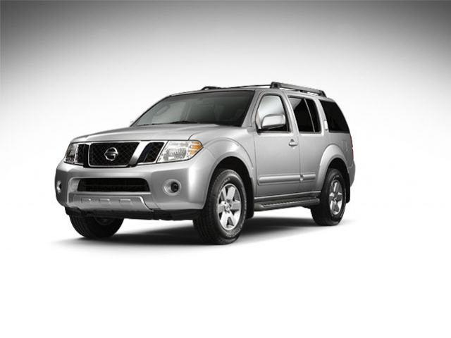 Junk 2009 Nissan Pathfinder in New Orleans