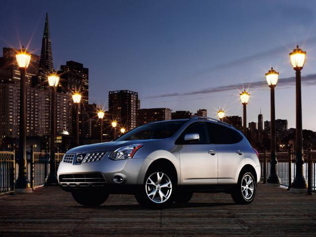 Junk 2009 Nissan Rogue in Hollywood