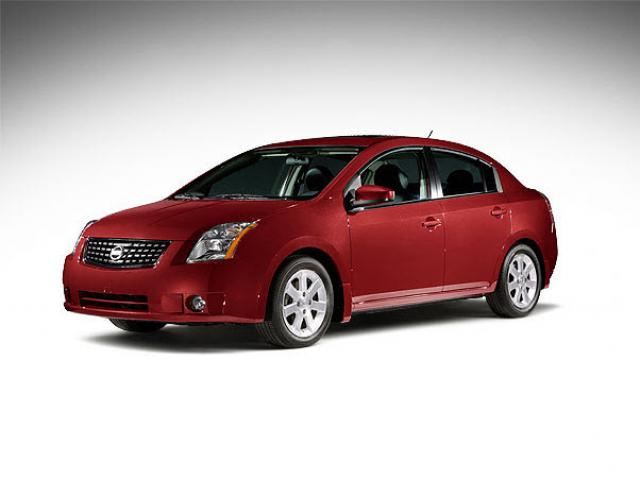 Junk 2009 Nissan Sentra in Clifton
