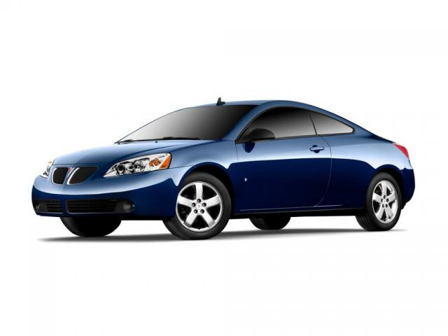 Junk 2009 Pontiac G6 in Fort Worth