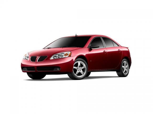Junk 2009 Pontiac G6 in Somerset