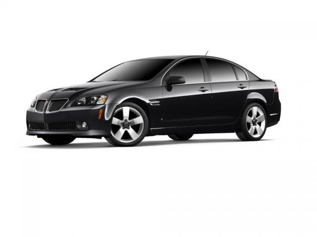 Junk 2009 Pontiac G8 in Houston
