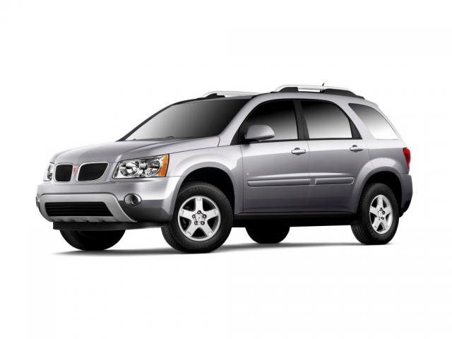 Junk 2009 Pontiac Torrent in Chesapeake