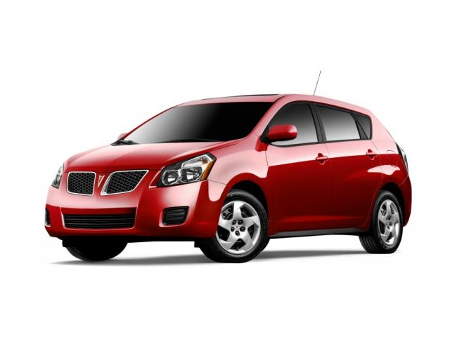 Junk 2009 Pontiac Vibe in East Hartford