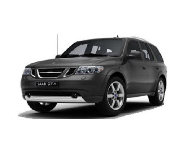 Junk 2009 Saab 9-7X in Calumet City