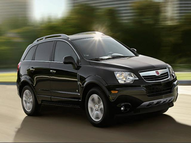 Junk 2009 Saturn Vue in Mandeville