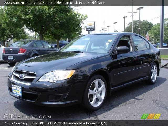 Junk 2009 Subaru Legacy in Cherry Hill