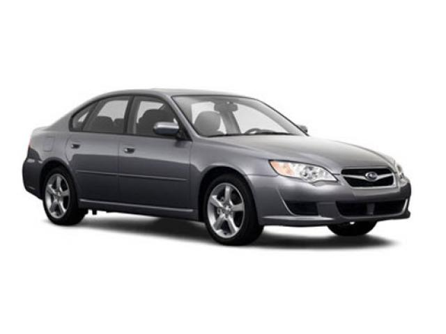 Junk 2009 Subaru Legacy in Lowell