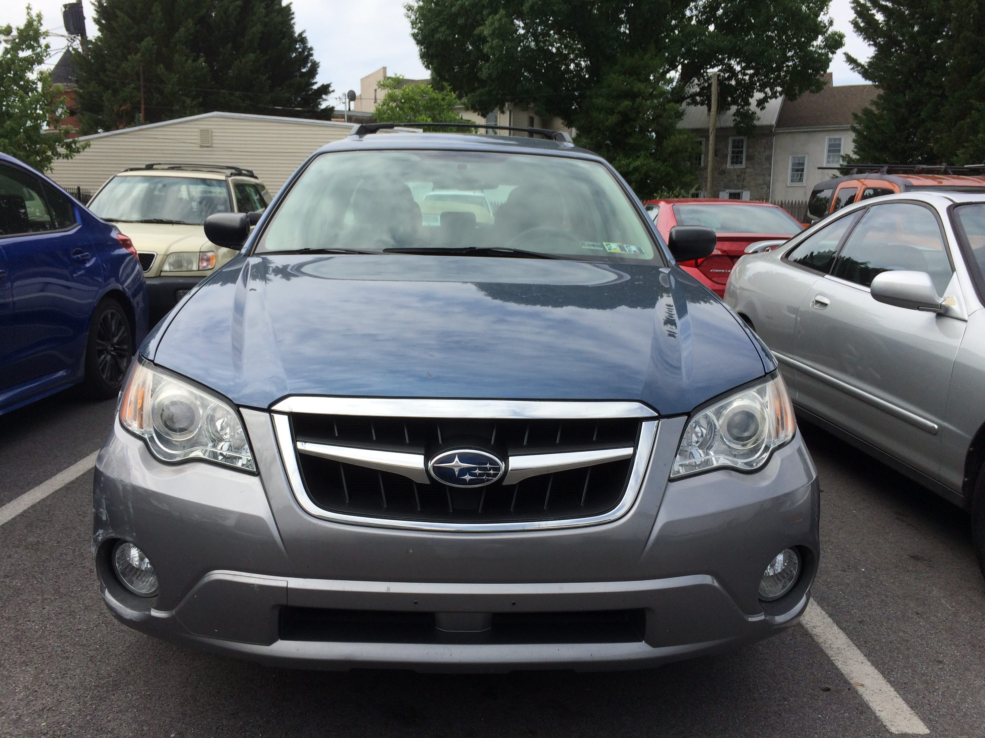 Junk 2009 Subaru Outback in Downingtown