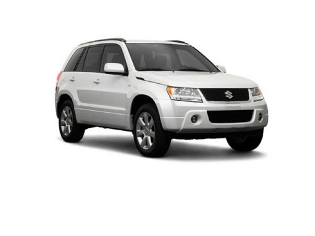 Junk 2009 Suzuki Grand Vitara in Lake Charles